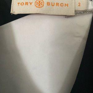 Tory Burch Tops - Tory Burch Navy Blouse